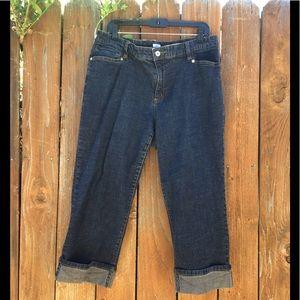 Liz & Co Capri Jeans